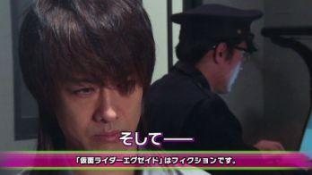 仮面ライダーエグゼイド 第12話「狙われた白銀のXmas!」より新キャラ2人登場!