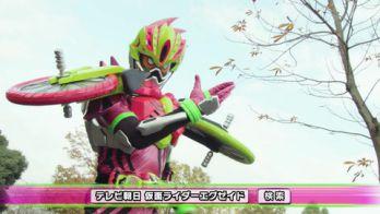 仮面ライダーエグゼイドが第12話でスポーツアクションゲーマーレベル3に!