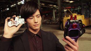 仮面ライダーエグゼイド 第12話「狙われた白銀のXmas!」