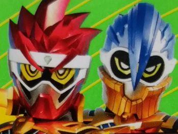 『仮面ライダーエグゼイド』6人目のライダーは「仮面ライダーパラドクス」