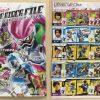 仮面ライダーエグゼイド「レベルアップライダーファイル」が玩具売場で12/10から配布!ライダーガシャット図鑑やリストなど
