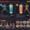 仮面ライダーエグゼイド ダブルアクションゲーマーのドリンクがDINERに登場!5大ライダーのメニューも。缶バッジもらえる!