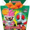 『からあげクン 仮面ライダー変身味』がローソンで12月27日より発売!味が途中で変身!買うとレジで変身音が鳴る!