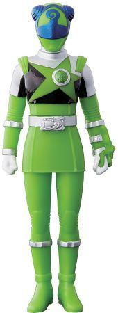 宇宙戦隊キュウレジャー 戦隊ヒーローシリーズ07 カメレオングリーン