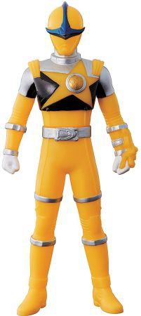 宇宙戦隊キュウレジャー 戦隊ヒーローシリーズ09 カジキイエロー