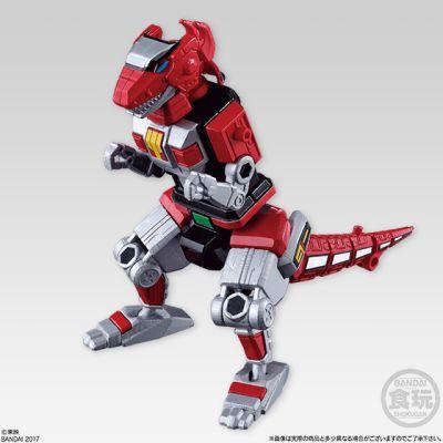 恐竜戦隊ジュウレンジャー『スーパーミニプラ 進化合体 大獣神』