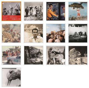 12月7日発売『ウルトラマンの現場 ~スタッフ・キャストのアルバムから~』イメージ