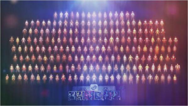 劇場版 動物戦隊ジュウオウジャーVSニンニンジャー 未来からのメッセージ from スーパー戦隊