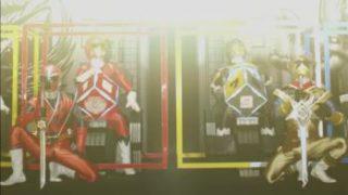 『劇場版 動物戦隊ジュウオウジャーVSニンニンジャー』30秒映像動画!ロボ内に全スーパー戦隊!ルンルン達とるんるんw