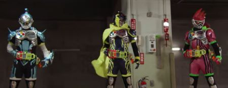 仮面ライダーエグゼイド[裏技]『仮面ライダーゲンム』
