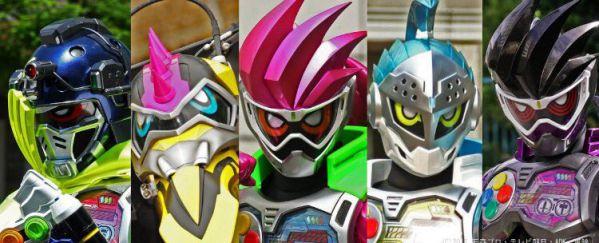 『仮面ライダーエグゼイド』のスーツアクター