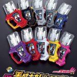 仮面ライダーエグゼイド『DX平成十大レジェンドライダーガシャットセット』3月27日まで!クウガ~ディケイドの10本セット