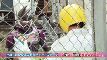 『仮面ライダーゲンム』PART.2「レジェンドゲーマー・ステージ」に太鼓の達人ガシャット登場!ヒビキ登場か?