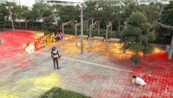 仮面ライダーエグゼイド『仮面ライダーゲンム』PART.1「レジェンドライダー・ステージ」