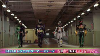 『仮面ライダーゲンム』PART.2「レジェンドゲーマー・ステージ」にパックマン・ゼビウス・ファミスタガシャット登場!