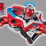 宇宙戦隊キュウレンジャー『変身コントローラー DXセイザブラスター』2月11日発売!「シシキュータマ」が付属。予約開始