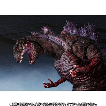 シン・ゴジラ『S.H.MonsterArts ゴジラ(2016)第4形態覚醒Ver.』