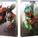 『仮面ライダーアマゾンズ Blu-ray COLLECTION』が発売!初回特典スリーブがカッコイイ!オリジナル版全13話&メイキング