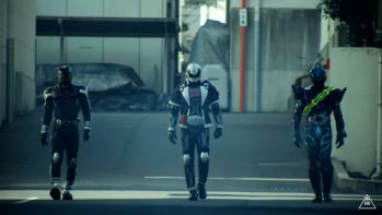 『超スーパーヒーロー大戦』のセレクトチーム