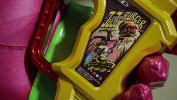仮面ライダーエグゼイド 第17話「規格外のBURGSTER?」