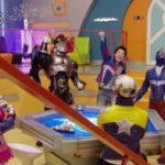 宇宙戦隊キュウレンジャー Space.1「宇宙一のスーパースター」面白かった~ ラッキーとガルが加わり5人に!