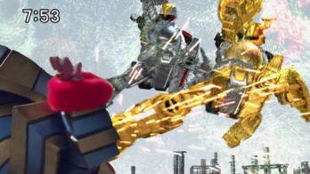 宇宙戦隊キュウレンジャー Space.2『いくぜっ!怪盗BN団』