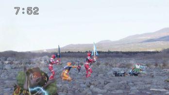 宇宙戦隊キュウレンジャー Space.3『砂漠の星からきた男』
