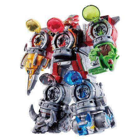 宇宙戦隊キュウレンジャー キュータマ合体 DXキュータマコクピットセット01