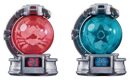 宇宙戦隊キュウレンジャー DXキュータマセット01