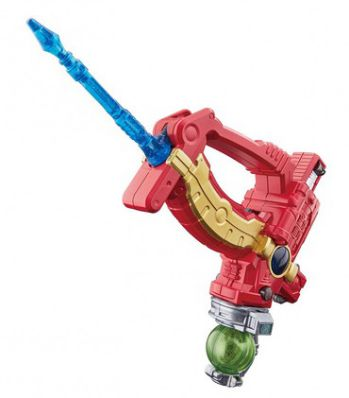 宇宙戦隊キュウレンジャー『9段変形 DXキューザウェポン』