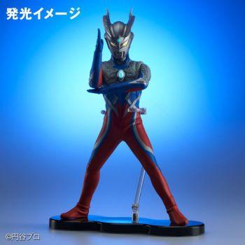 大怪獣シリーズ ULTRA NEW GENERATION ウルトラマンゼロ発光Ver.