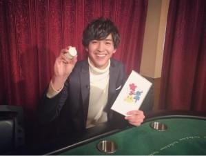 『仮面ライダーエグゼイド』4月の放送で仮面ライダーパラドクスがマザルアップ?甲斐翔真さん『なら≒デキ』に出演!
