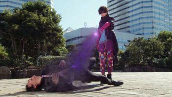 仮面ライダーエグゼイド 第23話「極限のdead or alive!」で・・消滅