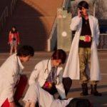 仮面ライダーエグゼイド 第24話「大志を抱いてgo together!」永夢の心強い3人の仲間 VS ポッピーと新社長もバグスター?