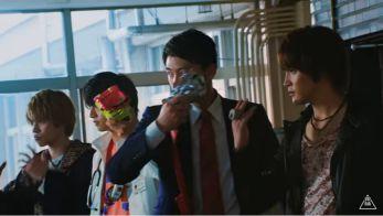 劇場版『仮面ライダー平成ジェネレーションズ Dr.パックマン対エグゼイド&ゴーストwithレジェンドライダー 』Blu-ray&DVD15秒 PR