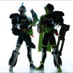 S.H.フィギュアーツ 仮面ライダーエグゼイド レベル5撮り下ろしレビュー&ブレイブとスナイプのレベル5も開発中!画像も公開