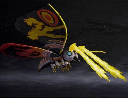 S.H.MonsterArts モスラ(成虫)&モスラ(幼虫)Special Color Ver.