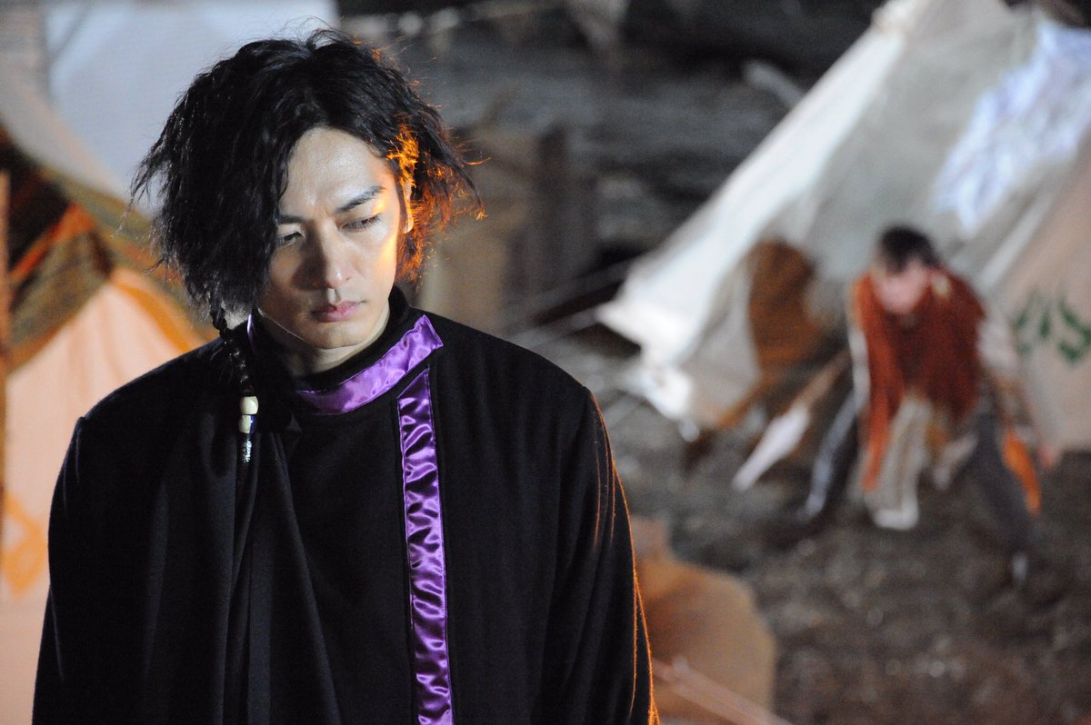 宇宙戦隊キュウレンジャー Space.5に、仮面ライダー鎧武の貴虎こと久保田悠来さんがスティンガーの兄・スコルピオ役で登場!
