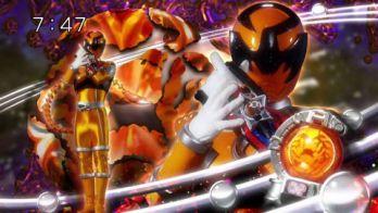 宇宙戦隊キュウレンジャー Space.5「9人の究極の救世主」