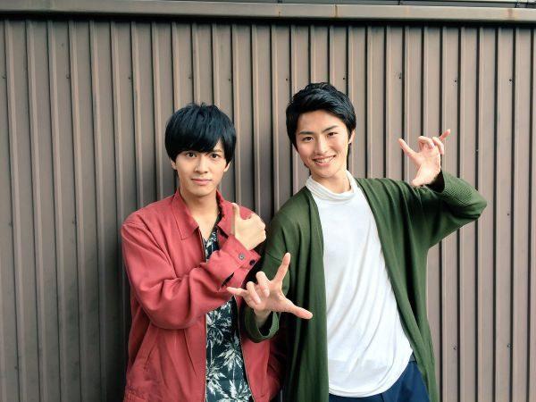 宇宙戦隊キュウレンジャーVSジュウオウジャー!ラッキー・岐洲匠さんと大和・中尾暢樹さんが4月22日『極上空間』に出演!
