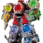 宇宙戦隊キュウレンジャー『ミニプラEX マイクロ合体シリーズ01 キュウレンオー』が7月発売!ミニサイズ&安価でロボ完成!