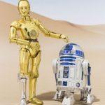 スター・ウォーズ A NEW HOPE『S.H.フィギュアーツ  R2-D2』と『S.H.フィギュアーツ  C-3PO』が7月発売!