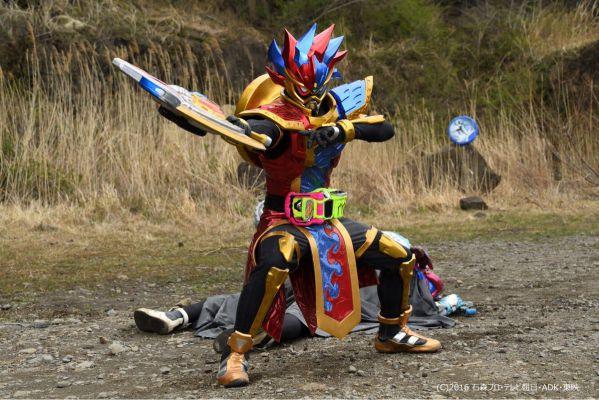 仮面ライダーエグゼイド 第29話でパラドクス レベル99が誕生!