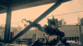 仮面ライダーアマゾンネオの武器