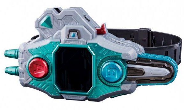 仮面ライダークロノス『変身ベルト DXバグルドライバーⅡ&仮面ライダークロニクルガシャット』