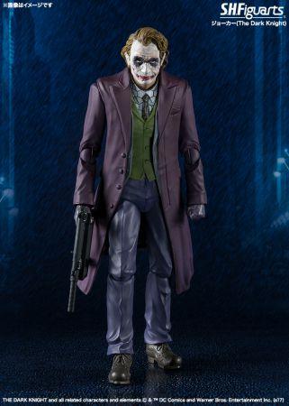 S.H.Figuarts ジョーカー(The Dark Knight)
