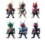 仮面ライダー 食玩『CONVERGE KAMEN RIDER 6』彩色画像が公開!鎧武、斬月・真、電王、ゼロノス、G3-X、ジョーカー