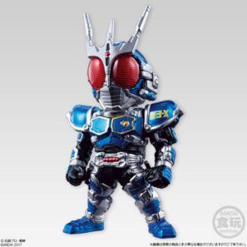 仮面ライダー 食玩『CONVERGE KAMEN RIDER 6』 G3-X