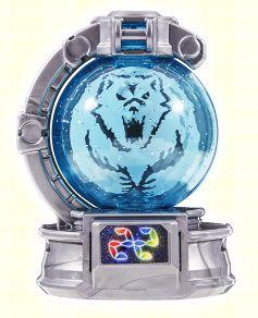 宇宙戦隊キュウレンジャー『オオグマキュータマ』プレゼント