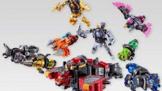 宇宙戦隊キュウレンジャー『ミニプラ06』が10月発売!変形・合体&発売済みミニプラと自由な付け替え遊びが!全6種